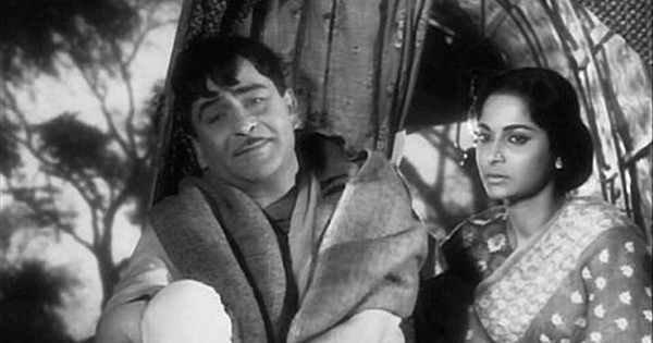 Films that are 50: 'Teesri Kasam' is a rich monochrome about love and loss