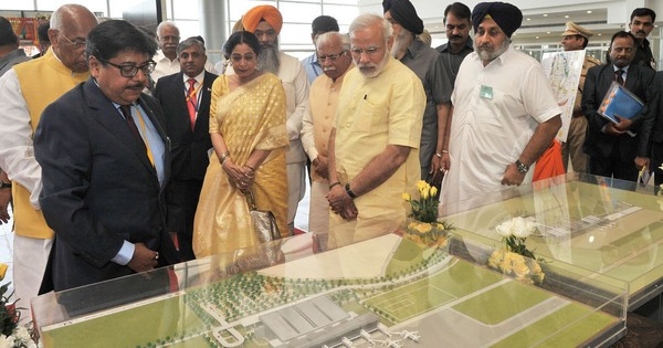 What's in a name (of an airport)? A lot if you ask Punjab and Haryana