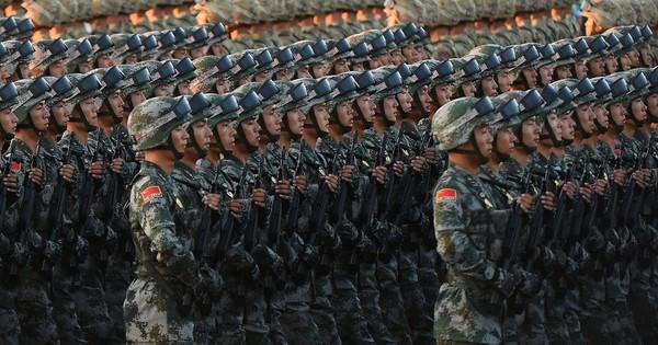 चीन की सेना ने तिब्बत में युद्धाभ्यास किया