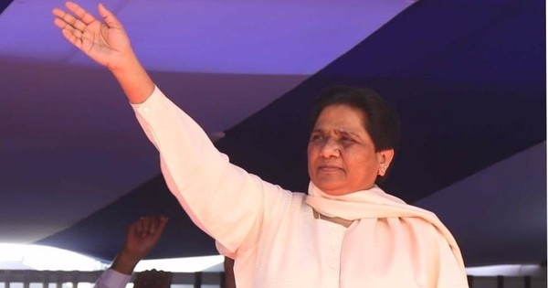 Mayawati is attempting to pull off a Muslim-Dalit combination in UP