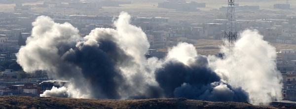 US-backed Kurds launch offensive to regain Islamic State-captured Sinjar