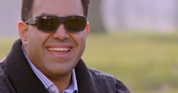 Watch: This app may one day allow the blind to 'see' what's around them, through verbal descriptions