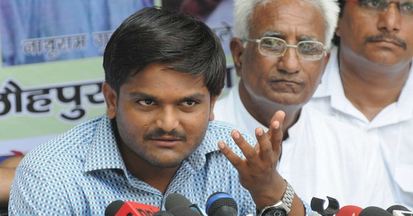 Gujarat government approaches Hardik Patel with 'compromise formula'