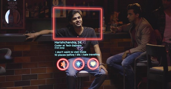 TVF's first Qtiyapa sketch for 2016 is a plug for Tinder