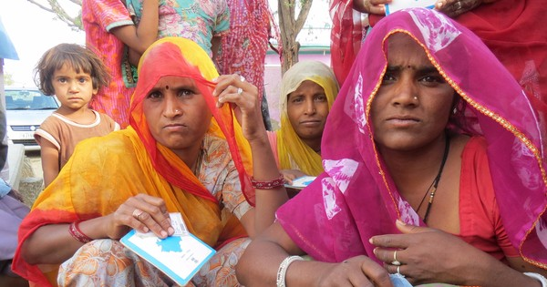 In Rajasthan, there is 'unrest at the ration shop' because of error-ridden Aadhaar