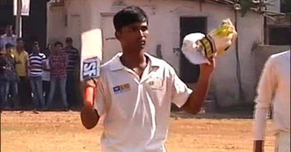 Twitter toasts Mumbai school boy Pranav Dhanawade's 1,009 not out