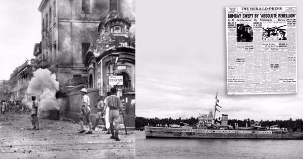 Reclaiming history: Why Indian artists and writers are re-examining the naval uprising of 1946