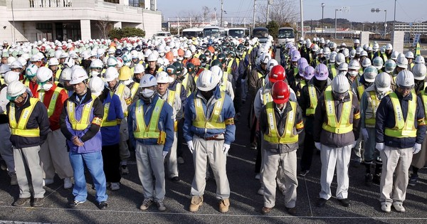 Five years of Fukushima: It's not an anniversary but a still unfolding accident