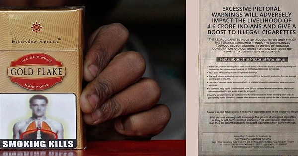 Why India must enforce 85% graphic health warnings on tobacco packs