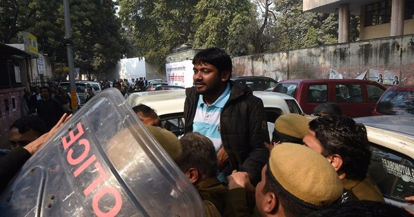 JNU sedition case: Delhi High Court grants six-month interim bail to Kanhaiya Kumar