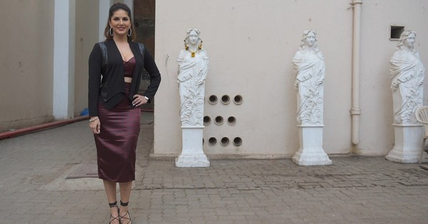 'She is nice, she is not like her videos': Sunny Leone charms the media ahead of 'Mastizaade'