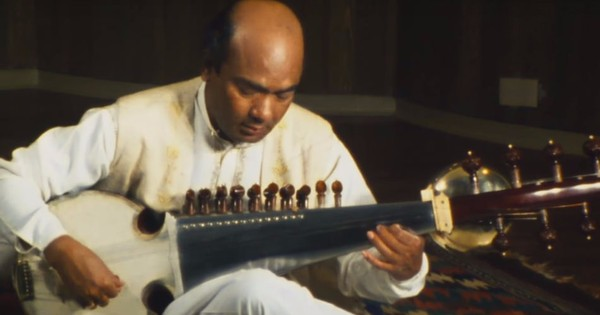 When sarod maestro Ali Akbar Khan's father monitored his every musical move