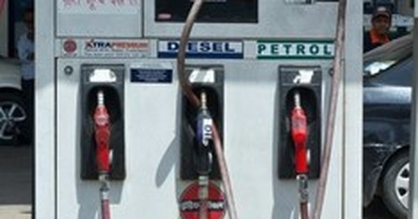 Petrol price hiked by Rs 1.39 a litre, diesel by Rs 1.04