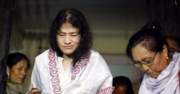 Activist opposes Irom Sharmila's marriage claiming it will put Kodaikanal's safety at stake