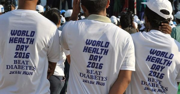 Almost 3.5 lakh Indians died of diabetes in 2015