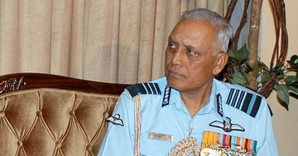AgustaWestland case: CBI files chargesheet against former Air Force chief SP Tyagi, nine others