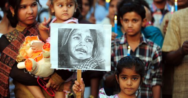 Fact check: Did child rape cases increase in India by 82% in just one year?