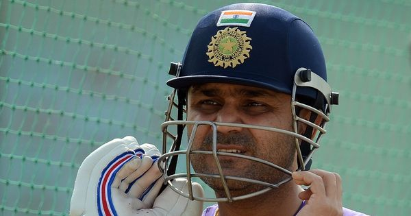 '309, 319': How Twitter trolled Virender Sehwag's two-line application for India coach job