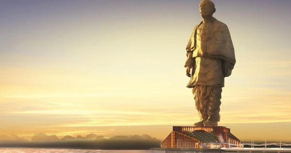 The Sardar Patel statue is part of an attempt to manufacture a respectable genealogy for the RSS