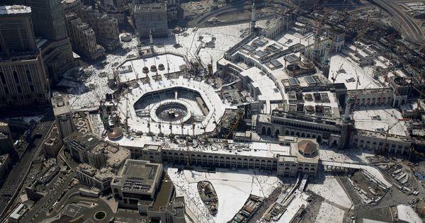 Saudi Arabia increases India's annual Haj quota by 34,500