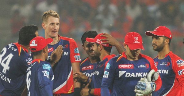 Three IPL matches shuffled around because of municipal elections in Delhi