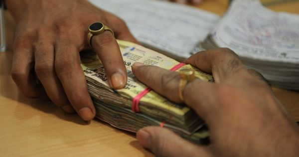 I-T Department says it is investigating cash deposits of Rs 2.89 lakh crore in over 13 lakh accounts