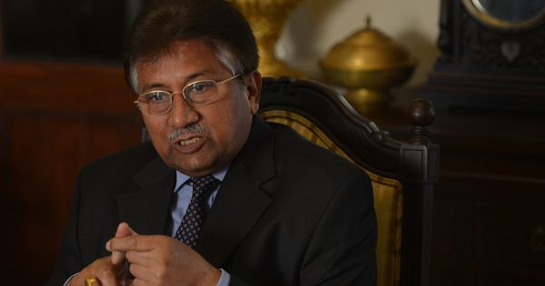 Pakistan: My government managed freedom fighters in Kashmir, says former President Pervez Musharraf