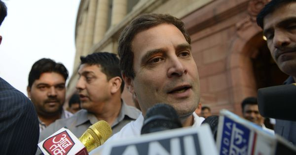 Cardiac problem, auto-immune disease: Congress diagnosis of UP debacle refuses to blame Rahul Gandhi