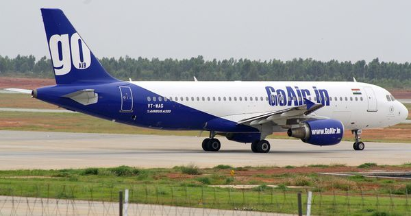 GoAir flight with 180 on board forced to make emergency landing at IGI airport