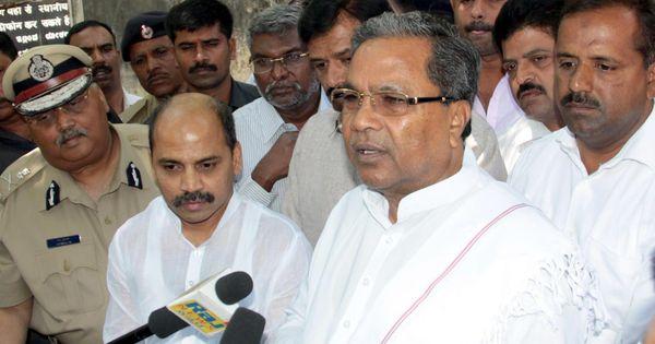 Cauvery row: Siddaramaiah explains Karnataka's 'difficulty' to Water Resources Minister Uma Bharti