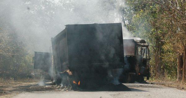 छत्तीसगढ़ : नक्सलवादियों के हमले में सीआरपीएफ जवान शहीद