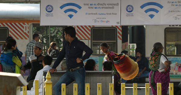 Mumbai: Western Railway plans to restrict free Wi-Fi at suburban stations to prevent overcrowding