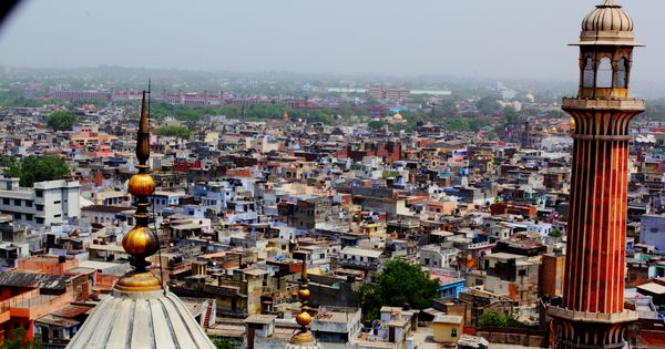Residents of Old Delhi chafe at first-ever door-to-door screenings ahead of August 15