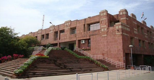 JNU, DU students vote to elect union representatives, 35 candidates in the fray