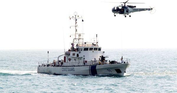 Pakistani boat with nine fishermen intercepted off Gujarat's coast