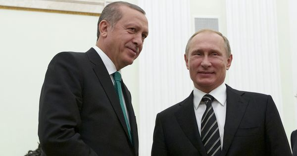 पिछले साल की खटास भुलाकर रूस और तुर्की ने हाथ मिलाया
