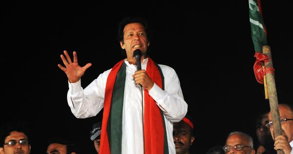 The decision of hosting the Pakistan Super League final in Lahore is 'madness', says Imran Khan