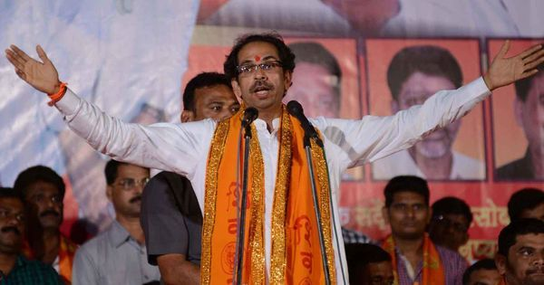 Maharashtra: 'Mad murderer' BJP is stabbing anyone coming in its way, says Shiv Sena