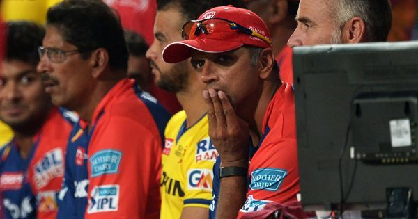 Has India U-19 coach Rahul Dravid not realised his conflict of interest with Delhi Daredevils?