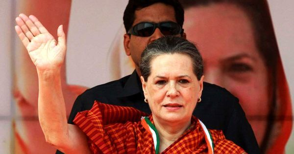 'My job now is to retire,' says Sonia Gandhi a day before Rahul takes over as Congress president