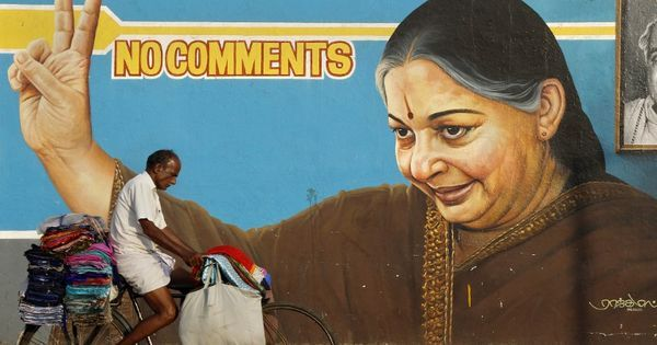 The Daily Fix: Jayalalithaa's illness underscores India's thriving politics of the personality cult