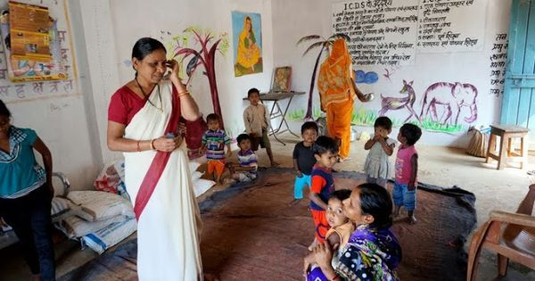 India takes its anganwadi, frontline women health workers for granted – at great cost to itself