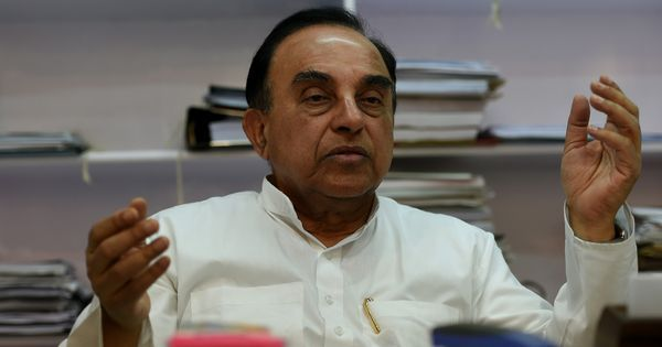 Ayodhya dispute: Subramanian Swamy claims Muslim outfits are not ready for out-of-court talks