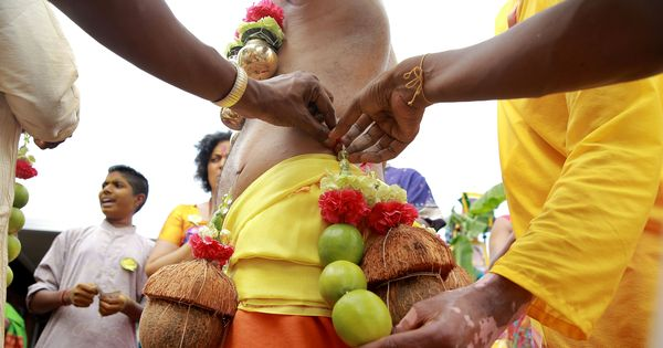 The reason behind the God-swapping in South Africa's Indian community