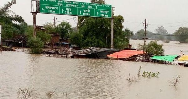 At least 11 dead in Madhya Pradesh flash floods