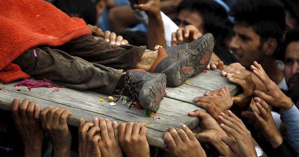 Kashmiri militants are martyrs too, don't celebrate their deaths, says PDP MLA Aijaz Ahmad Mir