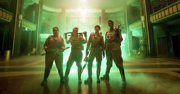 'Ghostbusters' and why we like to laugh at things that go bump in the night