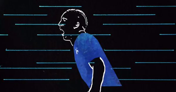 This video retells the high points of Euro 2016 with some cool animation