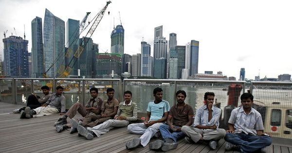 Already under scrutiny in Singapore, the Dhaka attacks may cost Bangladeshi workers their jobs