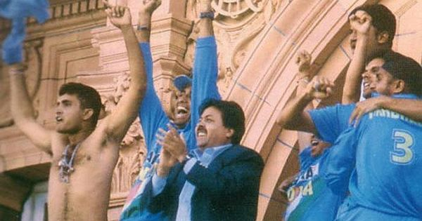 Video: Sourav Ganguly recalls the famous win at Lord's in 2002 Natwest Final